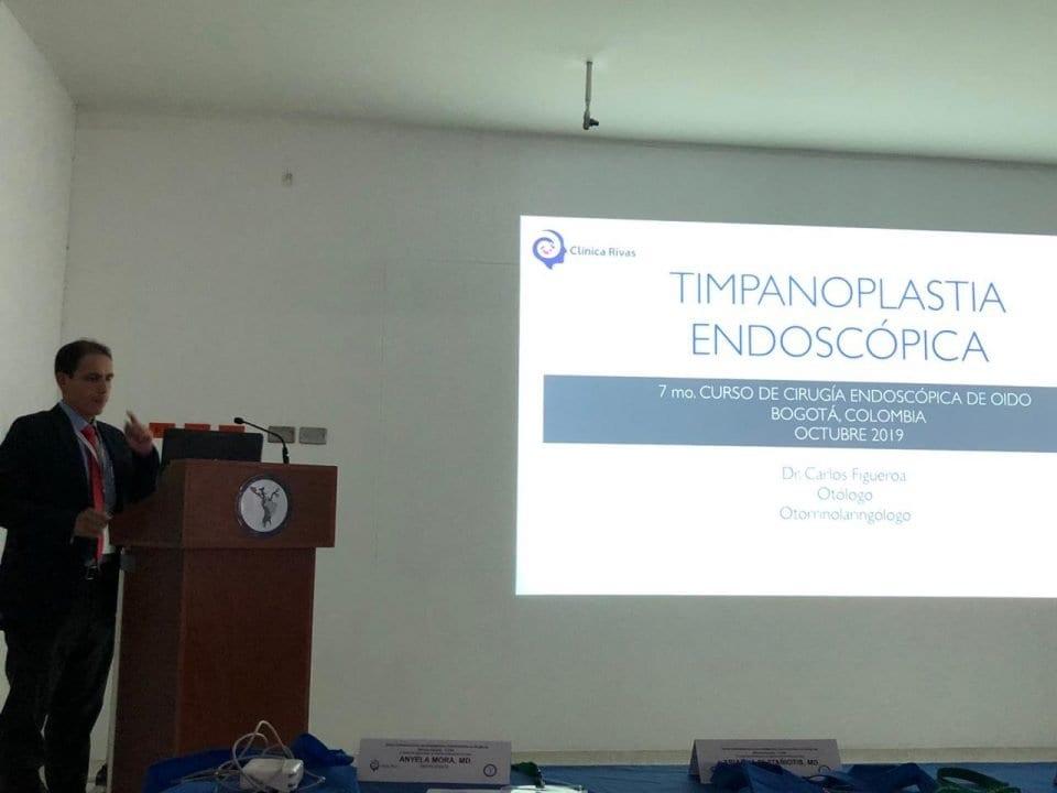Expositor: Dr. Carlos Figueroa